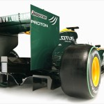Lotus Racing unveils its T127 ready for the 2010 F1 season