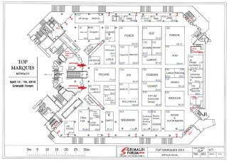 The 2010 floor plan