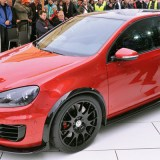 Volkswagen reveals the GTI Excessive Concept and limited edition Adidas