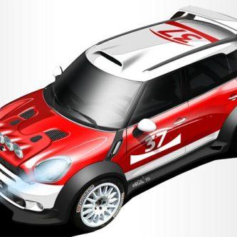 MINI Countryman WRC completes its shakedown at Prodrive