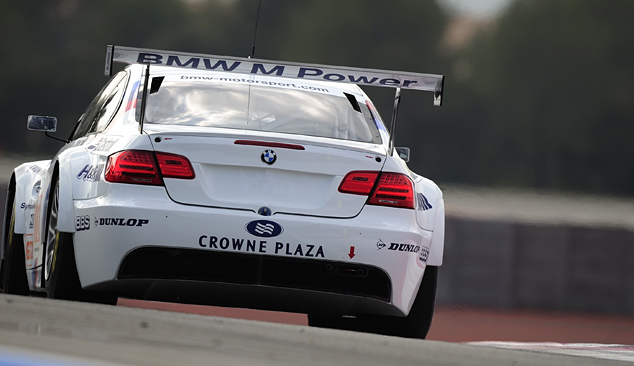 BMW's mighty M3 GT2 that won its class in the ALMS this year