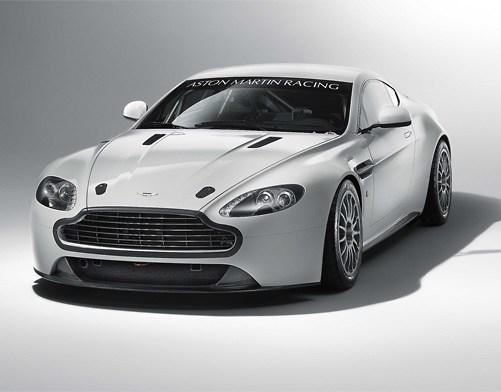 Aston Martin reveals new Vantage GT4 racer for 2011