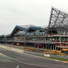 Silverstone's new building is named 'The Silverstone Wing'