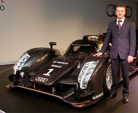 Audi fits a roof to its 2011 Le Mans challenger - The R18
