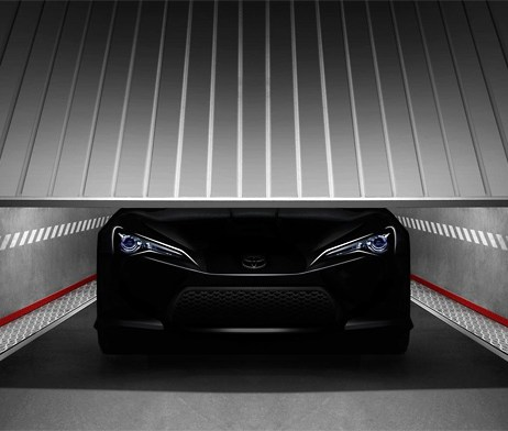 New Toyota FT-86 II Concept to be revealed at Geneva