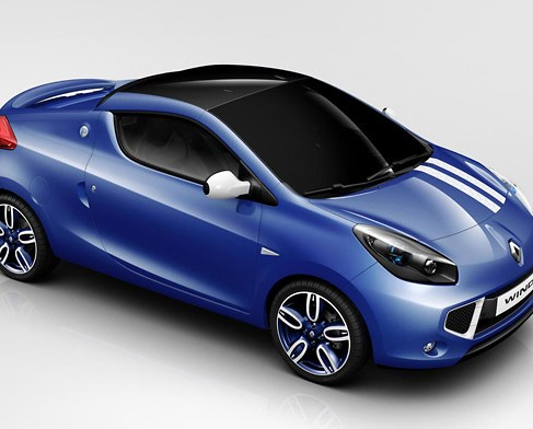 Renault extends its Gordini line-up with the Wind