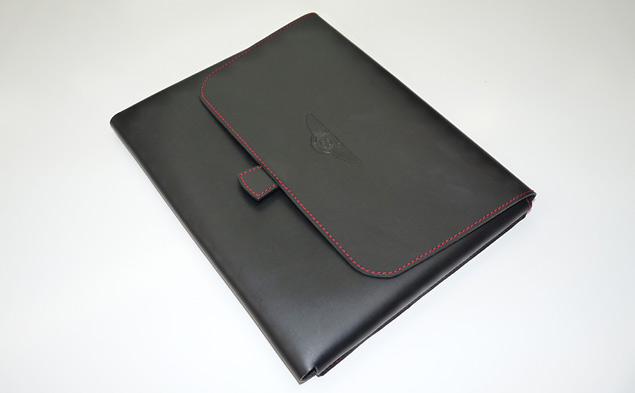 iPad Case - Ettinger for Bentley collection