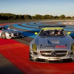 Mercedes SLS AMG GT3 gets ready for its first full season in the VLN