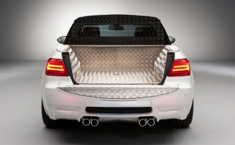 BMW M GmbH develops the world's fastest pickup