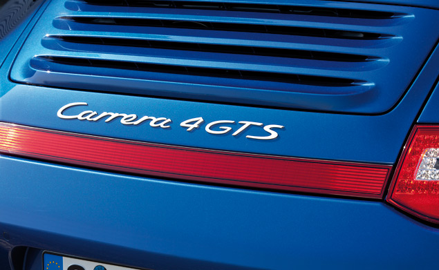 911 Carrera C4 GTS