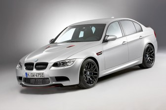 BMW introduces the Limited-Edition M3 CRT