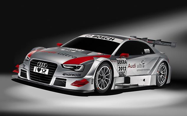 Frankfurt 2011: Audi presents the new A5 DTM