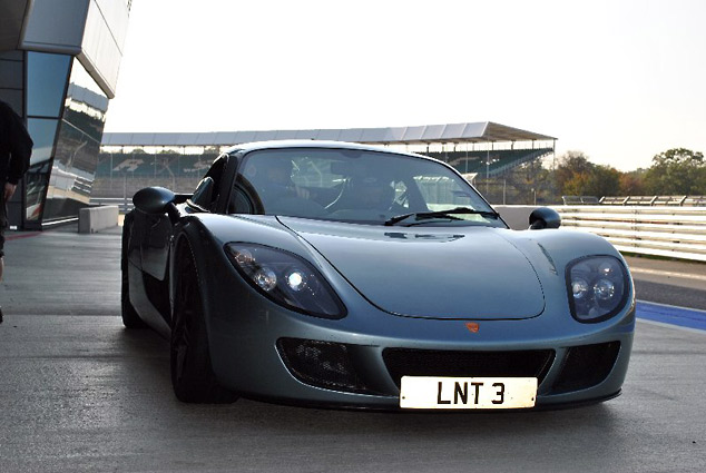 Ginetta G60, the £68,000 911-rival based on the Farbio GTS.