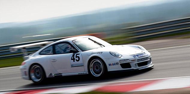 Porsche 911 GT3 Carerra Cup