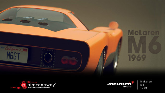 McLaren M6 1969