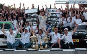 BMW-DTM-Spengler-Champion-Team