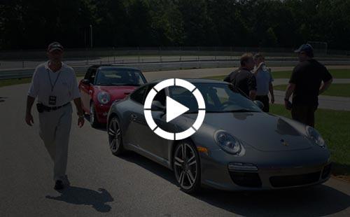 Mini-vs-Porsche-videos