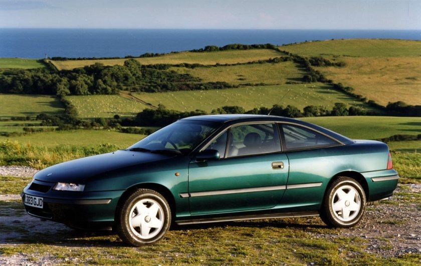 Vauxhall-Calibra-V6