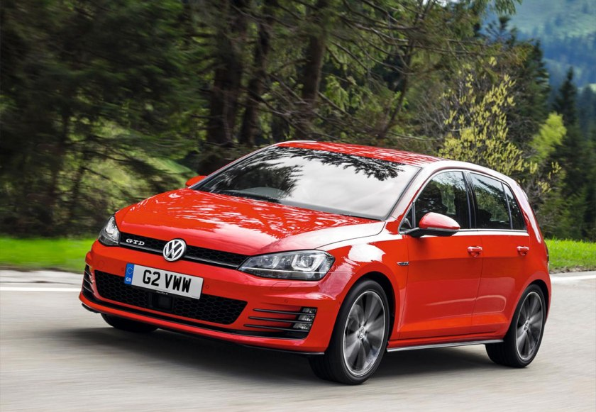 Volkswagen-Golf-GTD
