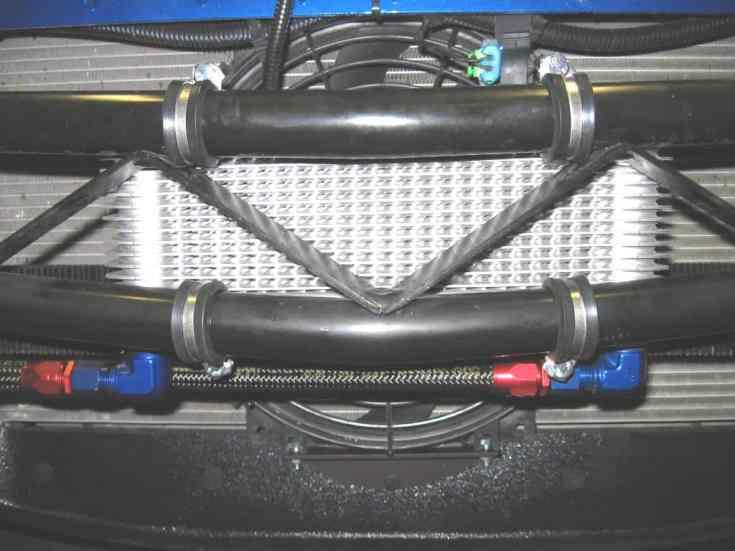 B&M 70265 Transmission Cooler Installation - Transmission Cooler Guide