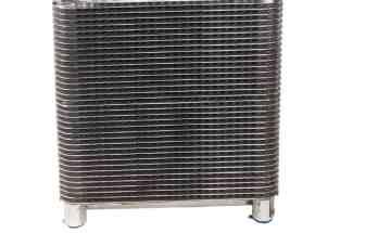 B&M 70272 Stacked Plate Transmission Cooler - Transmission Cooler Guide