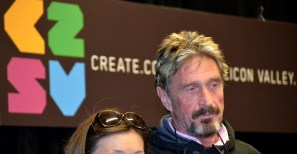 C2SV - Fireside Chat with John McAfee