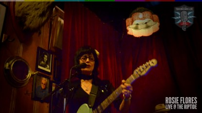 Rosie Flores Live @ The Riptide