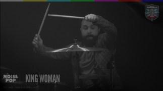 King Woman Live @ Rickshaw Stop - Noise Pop 2015