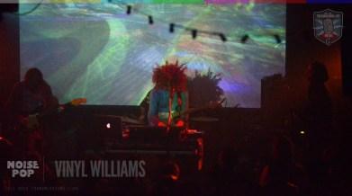 Vinyl Williams Live @ Noise Pop 2015