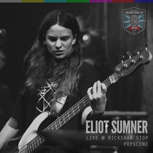 Eliot Sumner Live In SF