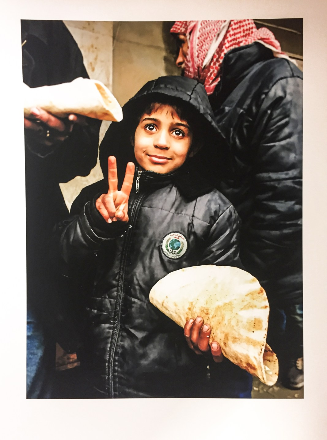 """""""The Aleppo Girl (With Pain And Hope)"""""""