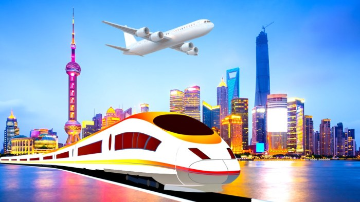 China's Future Mega Projects 2016-2050's and Shenzhen