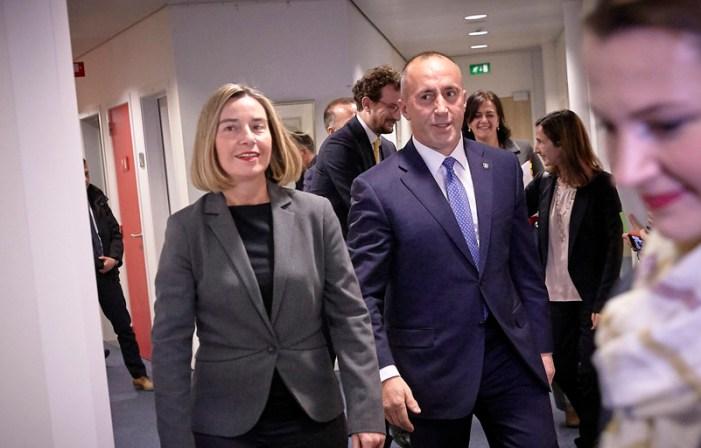 Kosovo's EU future at risk in war crimes dispute