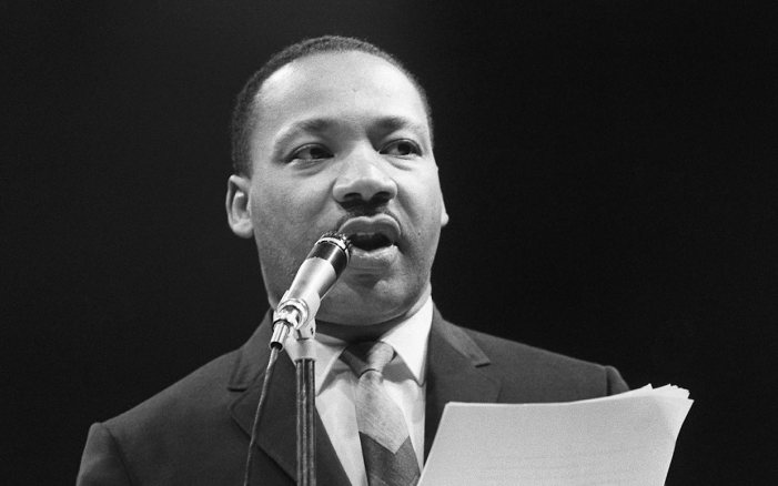 Martin Luther King and the Black Revolutionary Tradition
