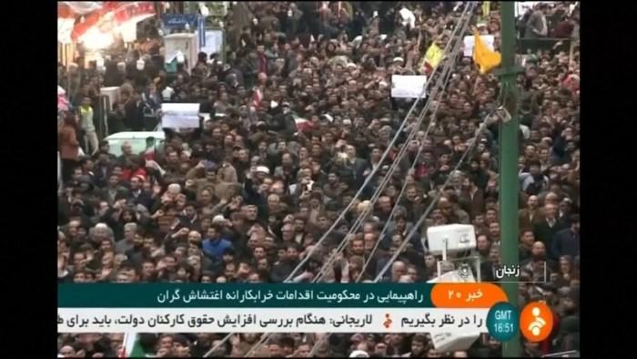 Glenn Greenwald on Iran protests