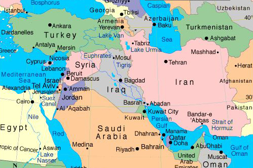 Syria and Iranophobia key to predicting the further destruction of Middle East and the West itself