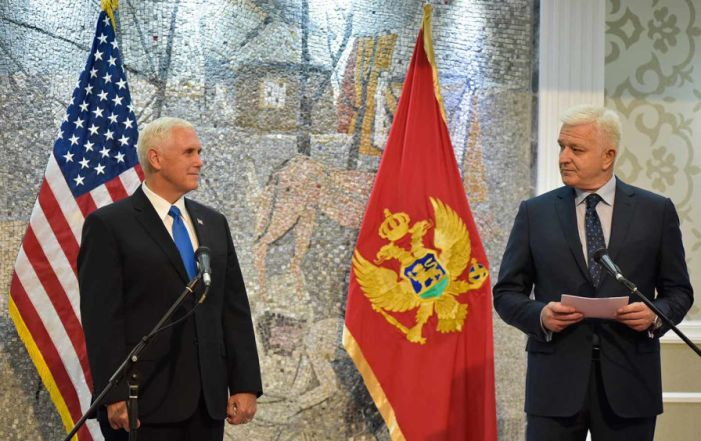 Montenegro and NATO's Faustian Bargain