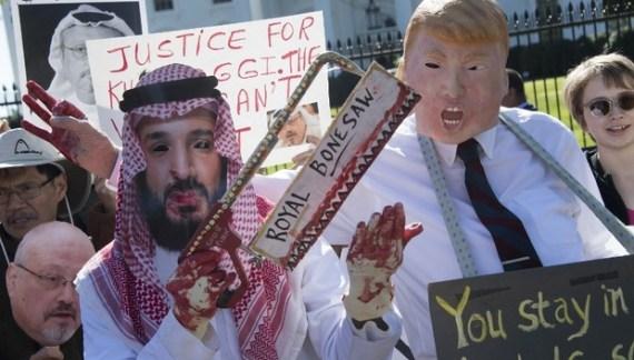 Iran, Saudi Arabia and a history of American aggression