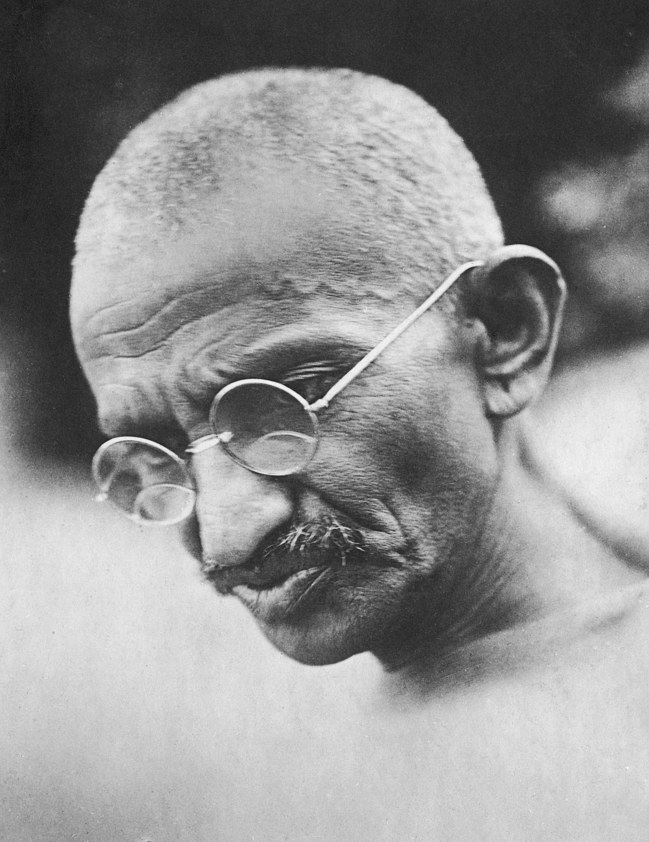 Gandhi for the post-truth age