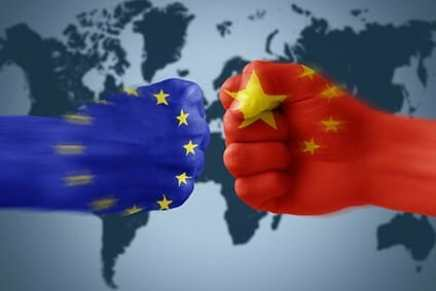 The EU bows to 'systemic rival' China