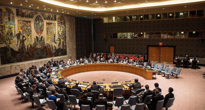 Open letter to UN SG concerning Iran