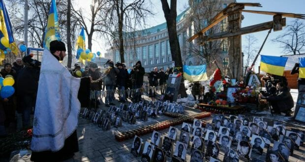 The buried Maidan massacre and its misrepresentation by the West