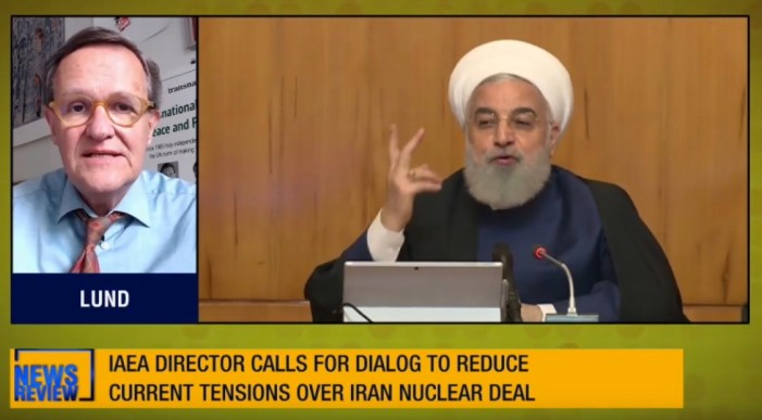 IAEA worried about rising tensions over Iran nuclear work