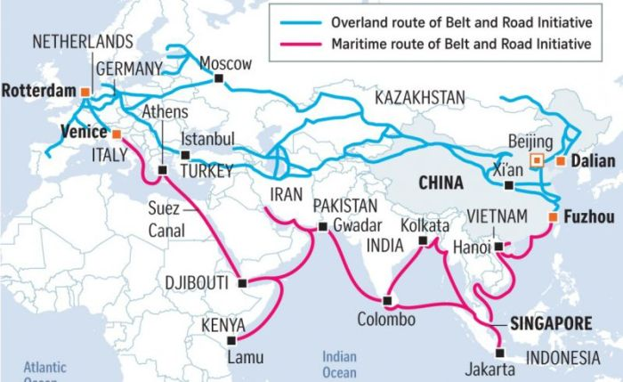 BRI explainer: What is the Belt and Road?