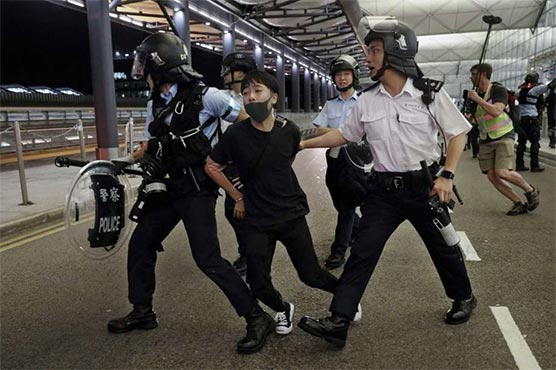 The need for non-violence in Hong Kong