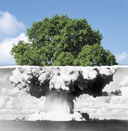 Nukes are not only history: Discuss this on August 6 and 9 and all other days
