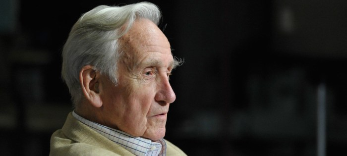 Legacy of Sir Brian Urquhart offers lessons for challenges facing UN
