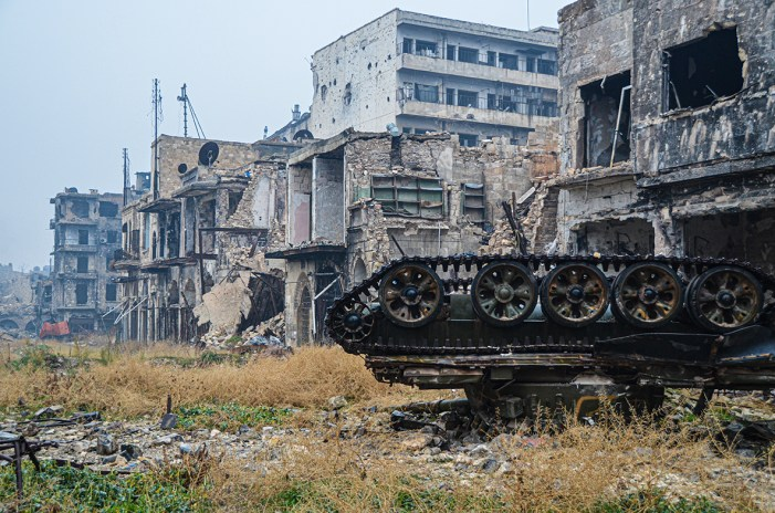The ecological impact of militarism