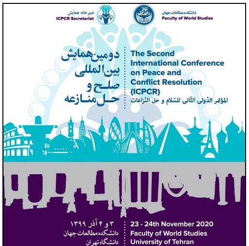 Keynote speech for academic peace research in Iran
