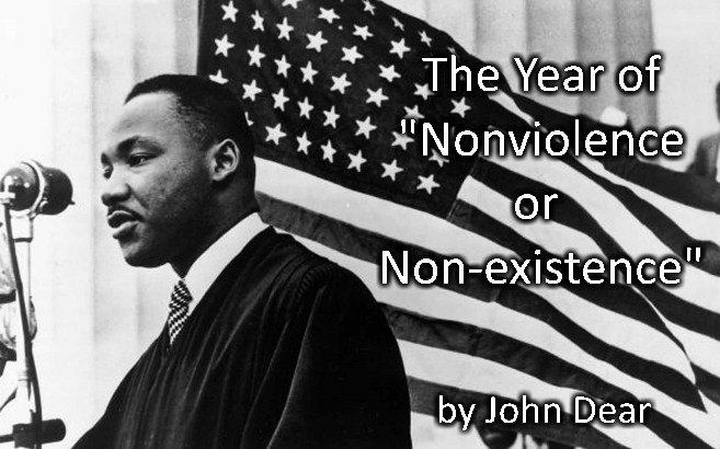 "Martin Luther King, Jr. and ""The Year of Nonviolence or Nonexistence"""